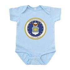 USAF Coat of Arms Onesie