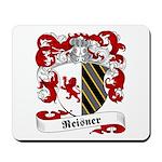 Reisner Family Crest Mousepad