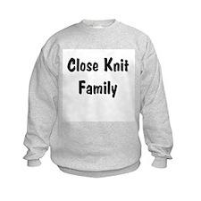 Close Knit Family Sweatshirt