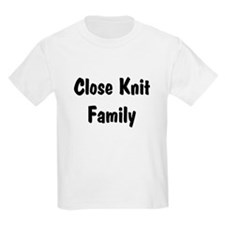 Close Knit Family T-Shirt