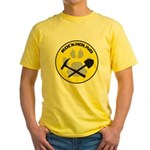 Rockhound Yellow T-Shirt