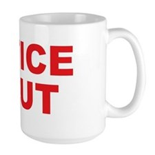 Office gag gift - mug says Office Slut