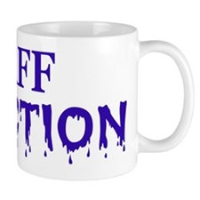 "Office gag gift ""Staff Infection"" Mug"