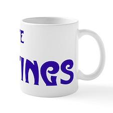 "Office gag gift ""I hate meetings"" mug"