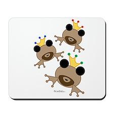 three coqui kings * Puerto Rico * Mousepad