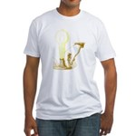 Edison Light Fitted T-Shirt