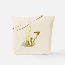 Edison Light Tote Bag