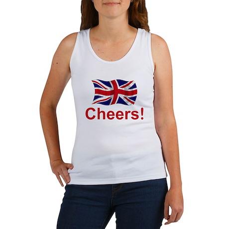 British Cheers! Women's Tank Top