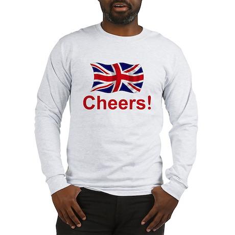 British Cheers! Long Sleeve T-Shirt