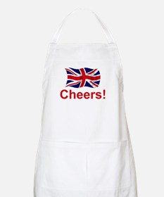British Cheers! BBQ Apron