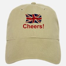 British Cheers! Baseball Baseball Cap