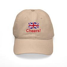 British Cheers! Baseball Cap