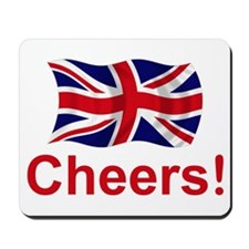 British Cheers! Mousepad