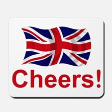 British Cheers! Mousepad