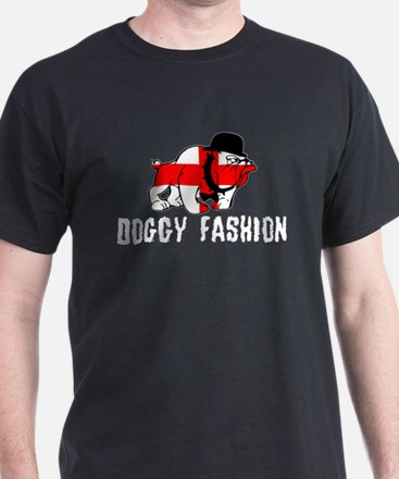 Doggy Fashion English Bulldog T-Shirt