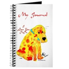 Papa's Yellow Dog Journal