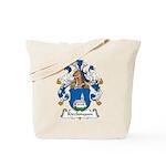 Kirchmann Family Crest Tote Bag
