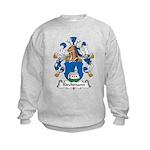Kirchmann Family Crest Kids Sweatshirt