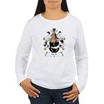 Kirch Family Crest Women's Long Sleeve T-Shirt