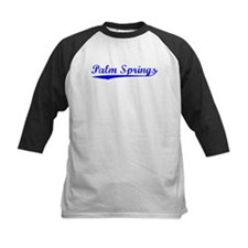 Vintage Palm Springs (Blue) Tee