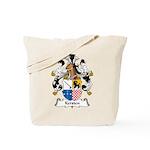 Kersten Family Crest Tote Bag