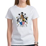 Kersten Family Crest Women's T-Shirt