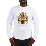 Kern Family Crest Long Sleeve T-Shirt