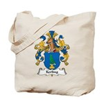 Kerling Family Crest Tote Bag