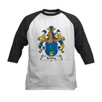 Kerling Family Crest Kids Baseball Jersey
