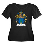 Kerling Family Crest Women's Plus Size Scoop Neck