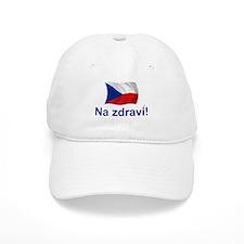 Czech Na zdravi! Baseball Cap