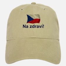 Czech Na zdravi! Baseball Baseball Cap