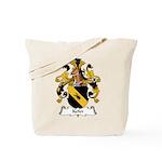 Kefer Family Crest Tote Bag