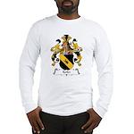 Kefer Family Crest Long Sleeve T-Shirt