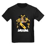 Kefer Family Crest Kids Dark T-Shirt
