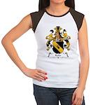 Kefer Family Crest Women's Cap Sleeve T-Shirt