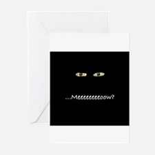 Meeow? Greeting Cards (Pk of 10)