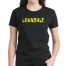 Lawndale Faded (Gold) Tee