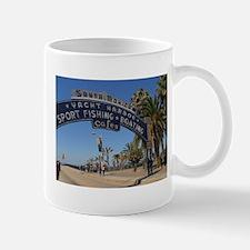 Santa Monica Pier Small Small Mug