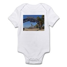 Santa Monica Pier Infant Bodysuit