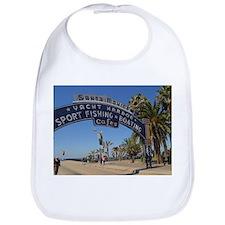 Santa Monica Pier Bib