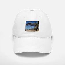 Santa Monica Pier Baseball Baseball Cap
