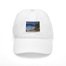 Santa Monica Pier Baseball Cap