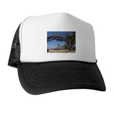 Santa Monica Pier Trucker Hat