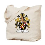 Keck Family Crest Tote Bag