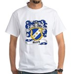 Resch Family Crest White T-Shirt