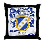 Resch Family Crest Throw Pillow