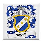 Resch Family Crest Tile Coaster