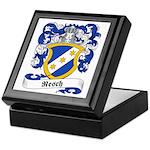 Resch Family Crest Keepsake Box