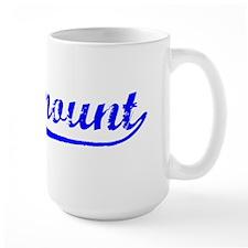 Vintage Paramount (Blue) Mug
